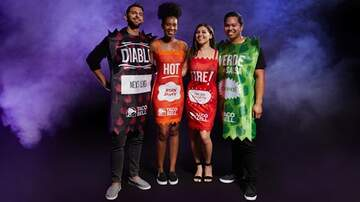 Suzette - You Can Now Be A Taco Bell Hot Sauce Packet For Halloween This Year