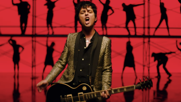 Rock News - Green Day Show Rebellion Through Dance In 'Father Of All...' Video: Watch