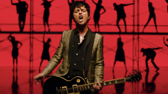 Green Day Show Rebellion Through Dance In 'Father Of All...' Video: Watch