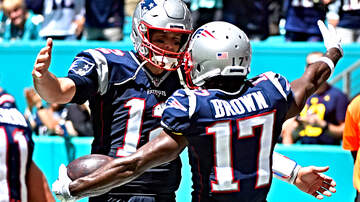 FOX Sports Radio - Patriots Release Antonio Brown After 13 Days, Six Practices, and One Game