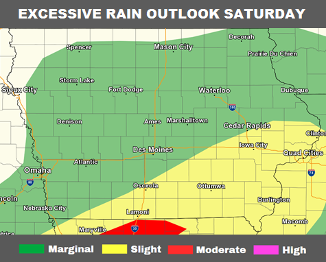 Excessive Rain possible - National Weather Service