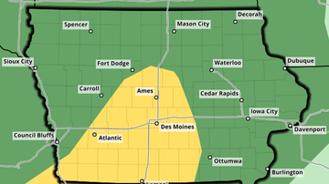Local News - Chance of storms, heavy rain in Nebraska, Iowa, Illinois MAPS