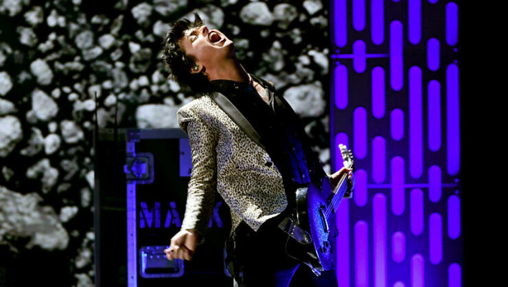 Green Day Returns To iHeartRadio Music Festival After Infamous 2012 Rant   iHeartRadio