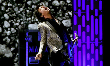 Rock News - Green Day Returns To iHeartRadio Music Festival After Infamous 2012 Rant