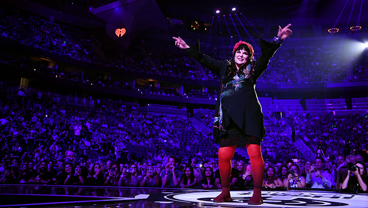 Heart Taught Us 3 Very Important Lessons At The iHeartRadio Music Festival | iHeartRadio
