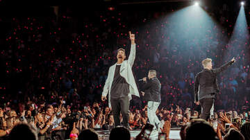 Entertainment News - Backstreet Boys Reflect on their 'Renaissance' During iHeart Festival Set