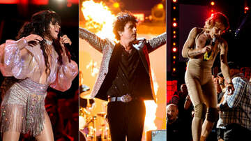 Entertainment News - 2019 iHeartRadio Music Festival Night 1: Green Day, Camila Cabello & More