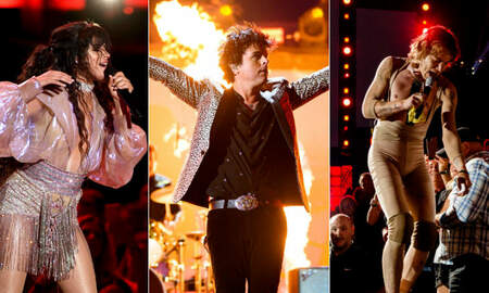 Rock News - 2019 iHeartRadio Music Festival Night 1: Green Day, Camila Cabello & More