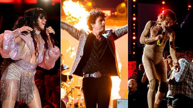 2019 iHeartRadio Music Festival Night 1: Green Day, Camila Cabello & More
