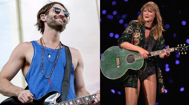 Ryan Hurd Reveals His Dream Collaborator Is Taylor Swift | iHeartRadio