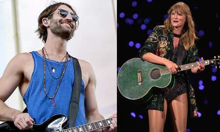 Music News - Ryan Hurd Reveals His Dream Collaborator Is Taylor Swift