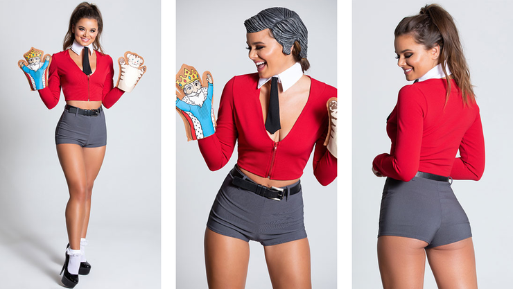 Sexy Mister Rogers outfit turns heads online