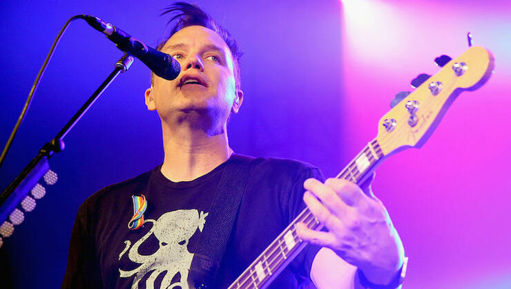 Mark Hoppus Addresses Blink-182's Show Cancellations | iHeartRadio