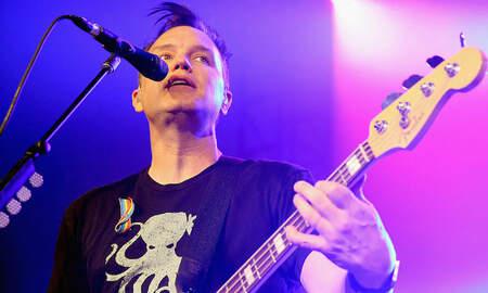 Trending - Mark Hoppus Addresses Blink-182's Show Cancellations