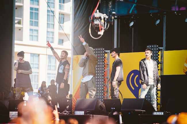 5 Caliente Moments from CNCO's iHeartRadio Daytime Stage Performance