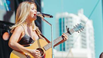 None - Maren Morris Is A Rhinestone Goddess At The iHeartRadio Daytime Stage