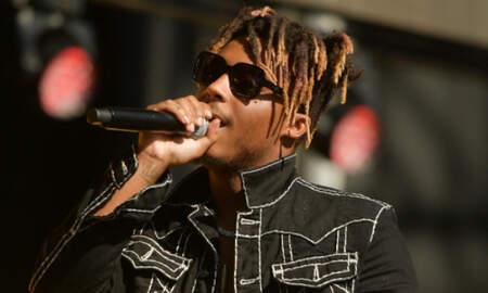 Trending - Juice WRLD Brings Emo Hip Hop To iHeartRadio Daytime Stage