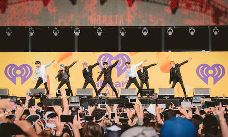 Trending - The Most Relatable Reactions to Monsta X's Daytime Stage Performance