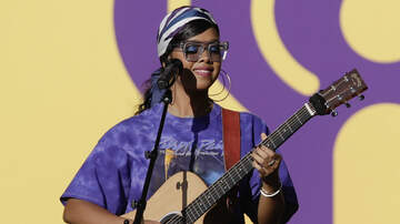 image for H.E.R. Plays Every Single Instrument To Close Out iHeartRadio Daytime Stage
