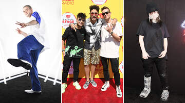 None - 10 Things You Didn't See At The iHeartRadio Daytime Stage