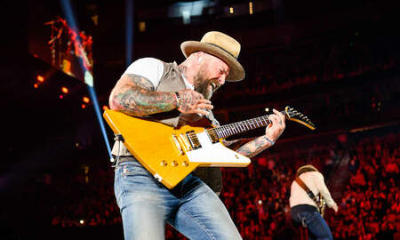 Music News - Zac Brown Band Covers Eagles & Rage Against The Machine at iHeart Festival