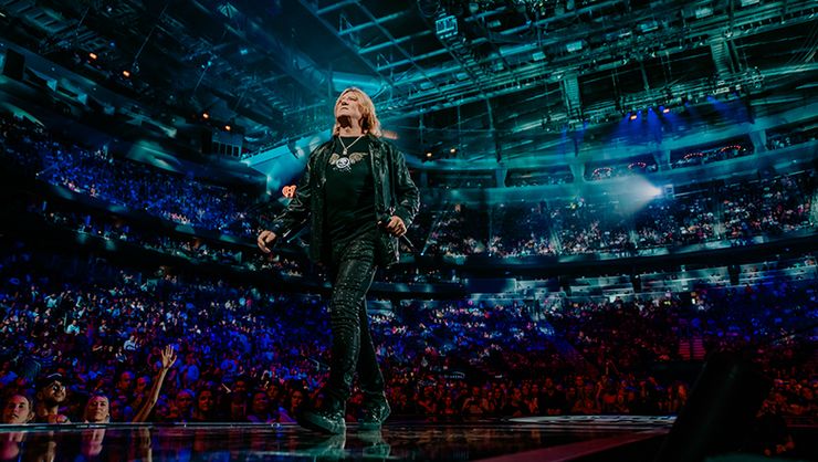 Def Leppard Caused Hysteria At The 2019 iHeartRadio Music Festival | iHeartRadio