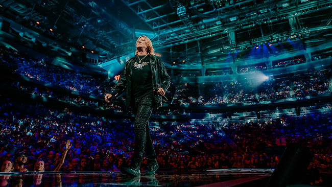 Def Leppard Caused Hysteria At The 2019 iHeartRadio Music Festival