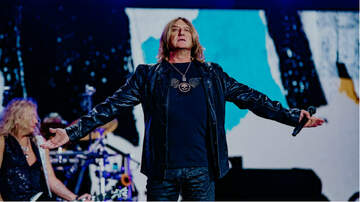 Ian - Def Leppard film Vegas shows for possible release