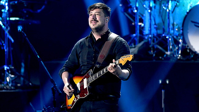 Mumford & Sons Got A Lot Of New Fans At The iHeartRadio Music Festival