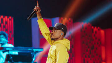 image for Chance The Rapper Takes The Crowd To Church At iHeartRadio Music Festival