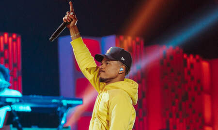 Trending - Chance The Rapper Takes The Crowd To Church At iHeartRadio Music Festival