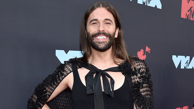 Jonathan Van Ness Met With Love & Support After Revealing He's HIV-Positive