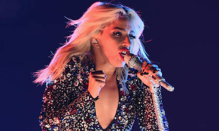 Entertainment News - Lady Gaga Confirms 'LG6' Is Coming: See The Studio Pic
