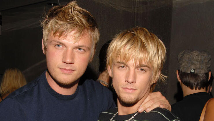 Nick Carter Boosts Security After Aaron Carter Says He'll 'Kill Everybody'   iHeartRadio