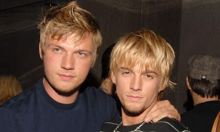 Entertainment News - Nick Carter Boosts Security After Aaron Carter Says He'll 'Kill Everybody'