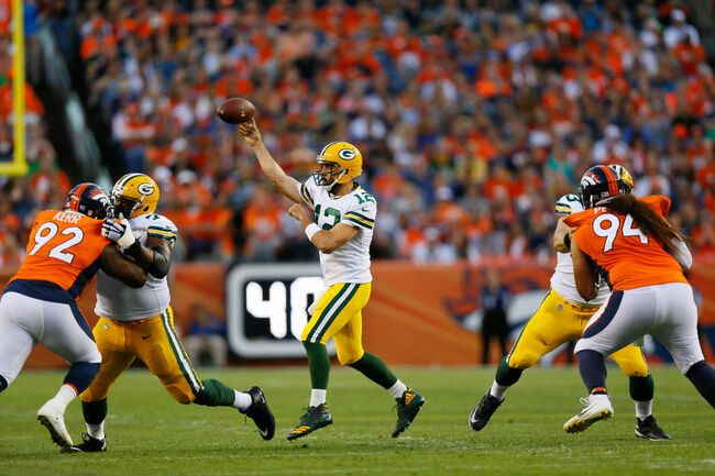 NFL Preview: Broncos at Packers