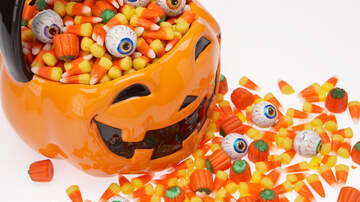 Anthony Moore - Kids Favorite Halloween Candy!