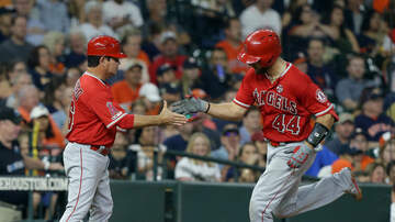 None - Angels Double Up Astros