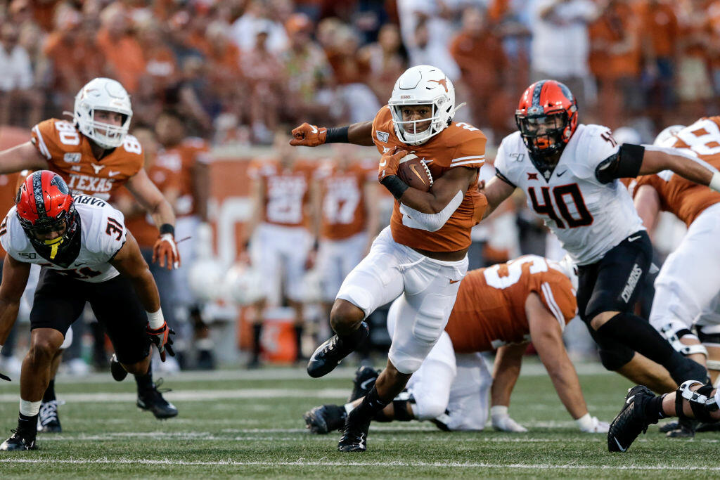 Texas Longhorns beat Oklahoma State