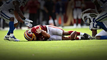 FOX Sports Radio - Report: Redskins Tight End Jordan Reed May Never Play Football Again