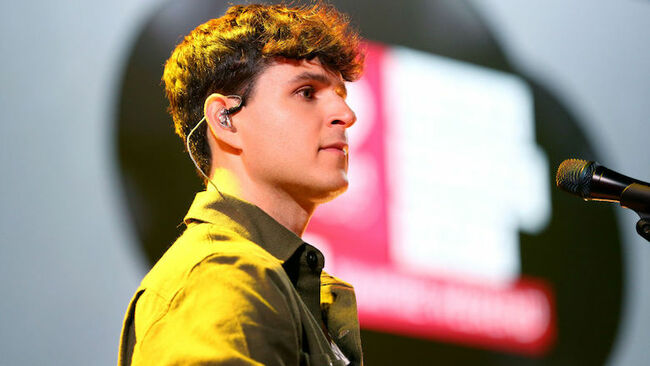 iHeartRadio Album Release Party With Vampire Weekend At The iHeartRadio Theater LA