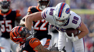 Lance McAlister - Bengals dig hole, rally to lead, but fall to Bills 21-17