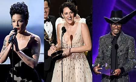 Entertainment News - 2019 Primetime Emmys: 'Fleabag' Wins Big, Billy Porter Makes History & More