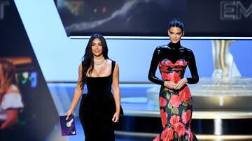 Billy the Kidd - Kim Kardashian and Kendall Jenner mocked for Emmys speech