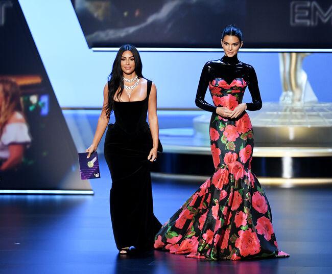 71st Emmy Awards - Show Kim Kardashian