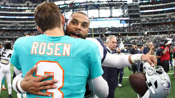 Mike 'Lubie' Lubitz - Lubie's Law: Josh Rosen Gives Dolphins fans SOMETHING to Watch!