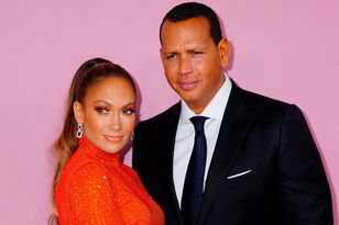 Alex Rodriguez Gushes Over Jennifer Lopez's Epic Versace Runway Moment