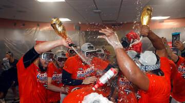 None - Astros Clinch AL West