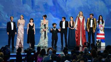 Ric Rush - 'Game of Thrones' wins top Emmy Award + other Emmy winners