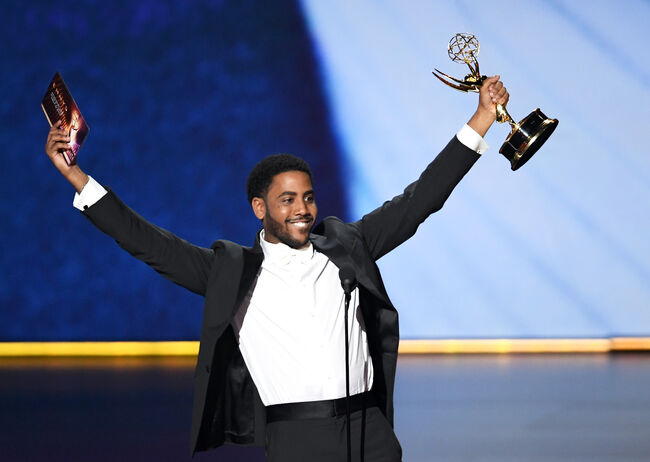 Bronx-Born Jharrel Jerome Wins EMMY For 'When They See Us'